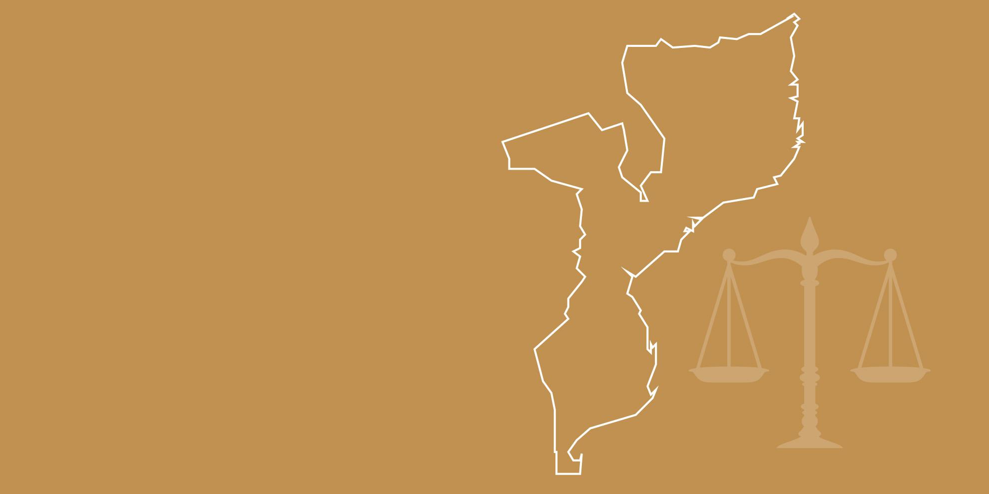 Estudo exploratório sobre o acesso à justiça e o desempenho funcional dos tribunais em Moçambique