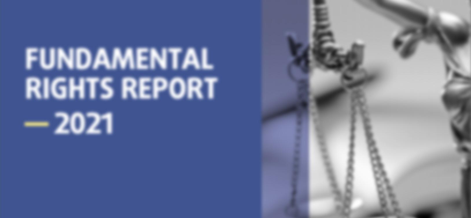 Contributo do OPJ para o Relatório dos Direitos Fundamentais 2021 da FRA
